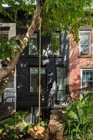 Col House Office Of Architecture Adds Rooftop Master Suite To Brooklyn Row House