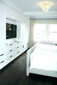 built in cabinets bedroom ikea kitchen cabinets in bedroom tarowing club