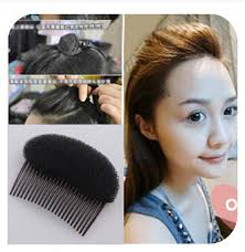 hair puff accessories free shipping women s bangs puff paste hairbands hairstyle