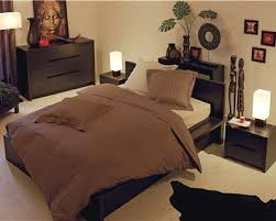 style deco chambre chambre adulte style africain