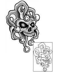 tattoo johnny joker jester tattoos