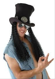 Slash Halloween Costume Scarily Terrible 10 Crappest Musician Halloween Costumes