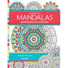 Carnet de mandalas antistress à colorier  broché  Jenean Morrison