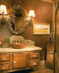 Design Powder Room Mountain Style Powder Room Designs Powder Room Rustic With Winter