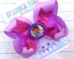 doc mcstuffins ribbon 120 best doc birthday party images on birthday party