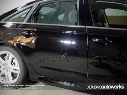 audi a6 paint correction u0026 opti coat detail long island auto