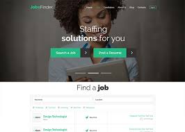 Free Job Portals To Search Resumes by 21 Best Job Board Wordpress Themes For Job Portals Listings
