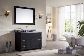 Bathroom Single Sink Vanities by Ariel Hamlet 49