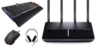 amazon black friday wireless routers load up on pc gaming accessories in today u0027s amazon gold box
