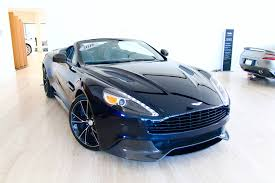 aston martin vanquish 2016 2016 aston martin vanquish volante stock po3168 for sale near