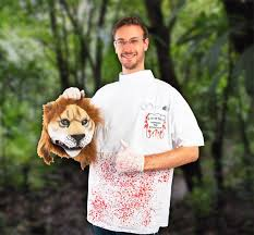 Halloween Dentist Costume Cecil Lion Killer Halloween Costume
