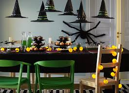 decorate your table for halloween a witch u0027s den