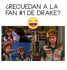 Memes De Drake - dana la fan 1 de drake me encanta n meme on me me