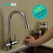 Kitchen Filter Faucet Online Get Cheap Chrome Water Filter Faucet Aliexpress Com