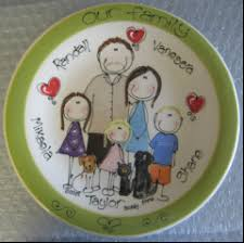 celebration plates family celebration plates bleet