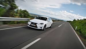 lexus is gas mileage lexus is 300h finishes first in real world gas mileage test auto
