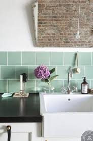 Mint Green Bathroom by Stylish Bathroom Tiles
