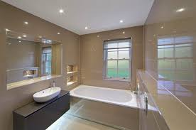 bathroom lighting ideas ceiling 20 rooms with ceiling spotlights