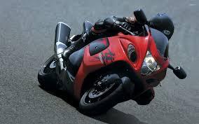 suzuki motorcycle hayabusa red suzuki hayabusa front view during race wallpaper motorcycle