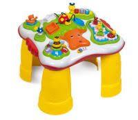 tavolo chicco tavolo multiattivit繝 suoni clementoni