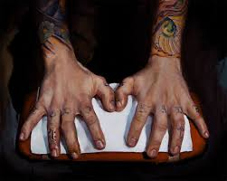 painters 9 tattoo artists who have also made a career as painters scene360