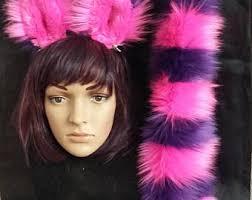 Cheshire Cat Costume Cheshire Cat Costume Etsy