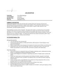 Sample Resume Office Manager Bookkeeper Veterinary Office Manager Cover Letter By Amir Khan Resume Office