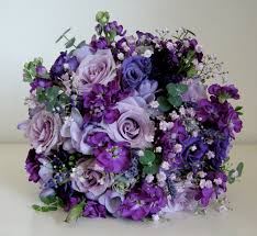 50 shades u2026 shade flowers grey weddings and purple wedding bouquets