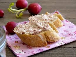 cuisiner les radis roses rillettes de radis roses au cheese au thermomix cookomix