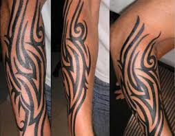 Tribal Tattoos Forearm - tribal forearm tattoos collections