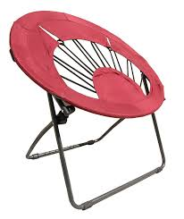 furniture target bungee chair with back in black for home