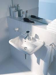 lavabo starck 3 duravit lavamani su semicolonna starck 3