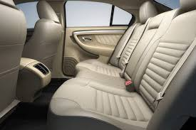 1996 Ford Taurus Interior 2015 Ford Taurus Overview Cars Com