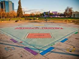 monopoly in the park san jose california atlas obscura
