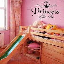 wallpaper for walls sles baby princess wall sticker art vinyl decal for room decor gaia spot
