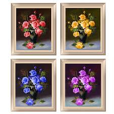 5d diamond painting diamond embroidery home decoration rose round