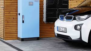 nissan leaf home charging bmw i3 batteries get recycled for home power backup extremetech