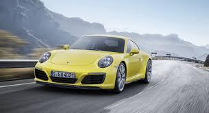 porsche targa 2015 porsche rolls out turbo u0027d 911 carrera 4 s and targa 4 s facelift