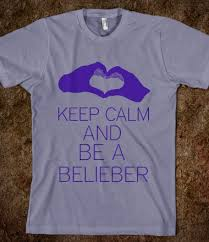 keep calm justin bieber designs skreened t shirts organic