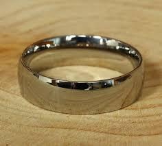 comfort fit titanium mens wedding bands titanium high quality 6mm wide court shape comfort fit mens