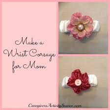 how to make a wristlet corsage a wrist corsage for