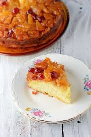 pineapple upside down cake with fresh pineapple recipe