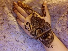 wedding traditional henna tattoo design women back symbol henna