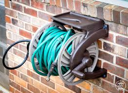 water hose reel wall mount ames tools review and gear up your garden giveaway