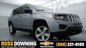compass jeep 2016 2016 at ross downing auto group hammond