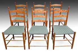 Shaker Dining Chair Six Shaker Dining Chairs Finewoodworking