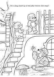 easter coloring pages numbers berenstain bears coloring book and colouring in page sle from