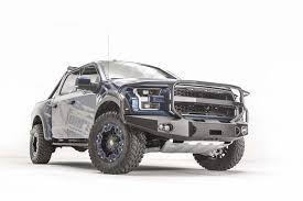 Ford Raptor Top Gear - 2017 ford raptor premium front winch bumper with full guard