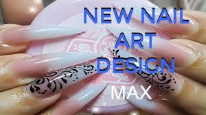 new art design technician max estrada the best long nail new art