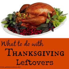 what to do with thanksgiving leftovers a giveaway aspired living
